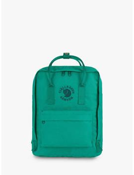 Fjällräven Re Kånken Backpack, Emerald by FjÄllrÄven