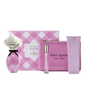 In Full Bloom 4 Piece Fragrance Gift Set by Kate Spade New York