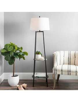 Freemont 2 Tier Shelf Floor Lamp by Kirkland's