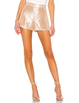 The Tasha Short In Prosecco by Cami Nyc