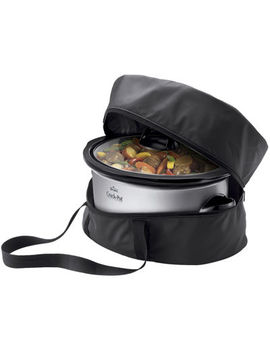 Crock Pot® Slow Cooker Travel Bag by Crock Pot