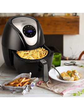Air Fryer Power 4.5 L Pan With Basket 1400 W Digital Health Chip Oil Free Oven Xl by Ebay Seller