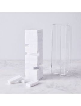 Acrylic Tumble Tower Set by Aurosi