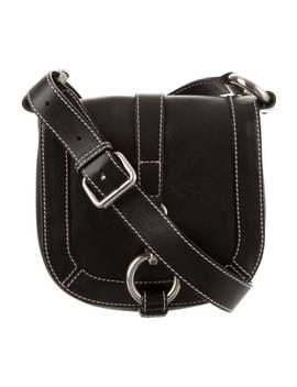 Vintage Saddle Crossbody Bag by Marc Jacobs