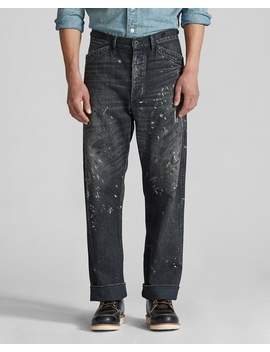Limited Edition Selvedge Jean by Ralph Lauren