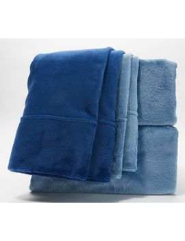 Berkshire Blanket King Velvet Soft Sheets W/ Extra Pillowcases by Berkshire Blanket