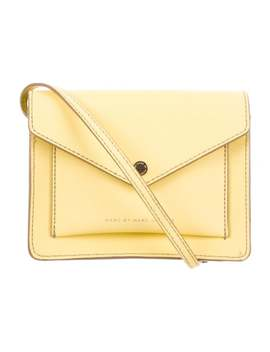 Saffiano Leather Crossbody by Marc Jacobs