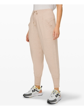 Still Chill Jogger New by Lululemon