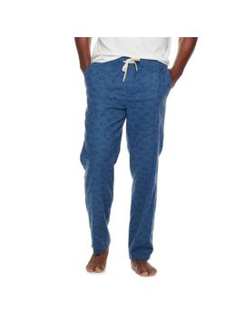 Men's Sonoma Goods For Life™ Flannel Sleep Pants by Sonoma Goods For Life
