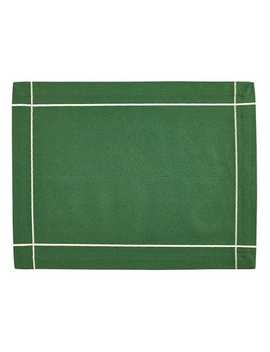 Tidings Green Placemat by Nordic Lights Collection