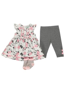 3 Piece Dress Set Baby Girls by Character