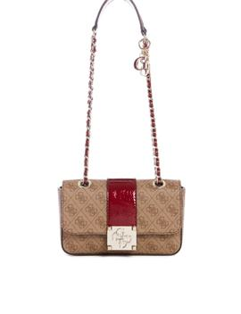 Logo City Convertible Crossbody by Guess