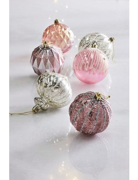 Lipsy Shatterproof Baubles by Next
