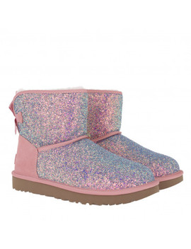 W Classic Mini Bow Cosmos Quartz by Ugg
