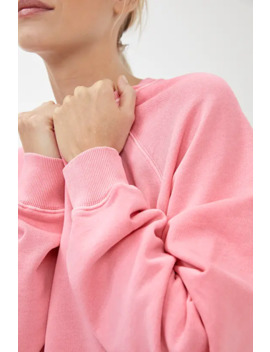 Cropped French Terry Sweatshirt by Arket