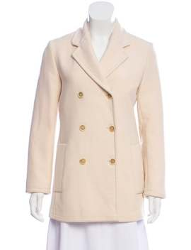 Wool Short Coat by Narciso Rodriguez