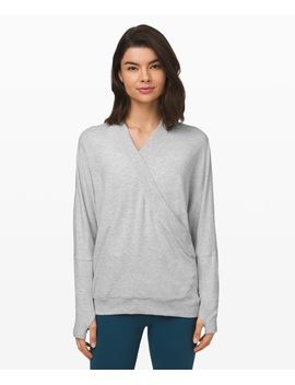 Seek Stillness Pullover New by Lululemon