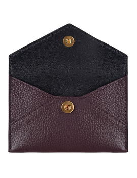 Envelope Card Holder by Alexander Mcqueen