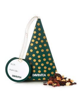 Sleigh Ride Tea Filled Ornament Box by Davi Ds Tea