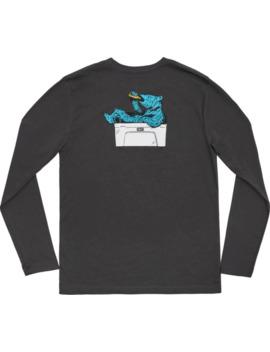 Yeti Men's Thirsty Bear Cooler Long Sleeve Shirt by Yeti