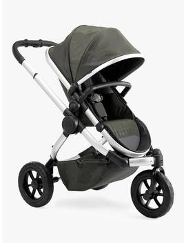 I Candy Peach All Terrain Pushchair And Carrycot, Forest by Icandy