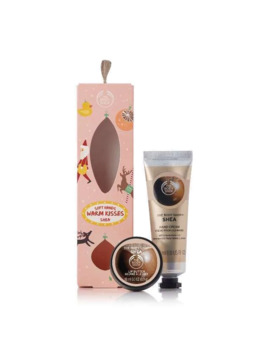 Soft Hands, Warm Kisses Nutty & Nourishing Shea Ask & Answer by The Body Shop