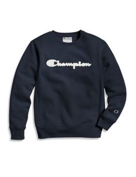 Champion Life® Kids' Premium Fleece Crew by Champion