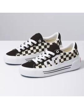 Checkerboard Sid Ni by Vans