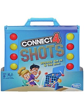 Connect 4 Shots Game From Hasbro Gaming886/9281 by Argos