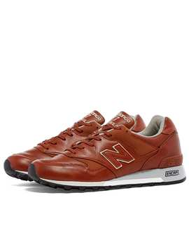 New Balance M577 Tan   Made In England by New Balance