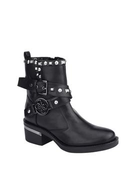 Fenix Studded Moto Booties by Guess
