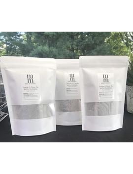 Botanical Bath Tea Bags | Botanical Tea Bath | Herbal Bath Tea | Feminine Friendly by Etsy
