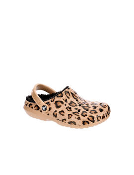 Crocs Womens Classic Lined Clog   Leopard by Rack Room Shoes