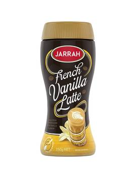Jarrah French Vanilla Latte French Style 250g by Woolworths