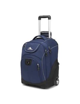 High Sierra Powerglide Wheeled Backpack by High Sierra