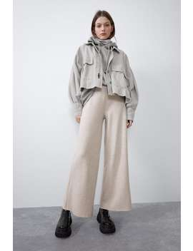 Soft Touch Trousers by Zara