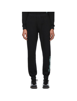 Black Signature 5.0 Lounge Pants by Cottweiler