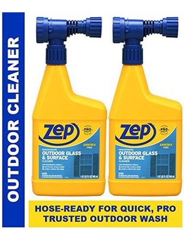 Zep Hose End Outdoor Cleaner (2 Pack) by Zep