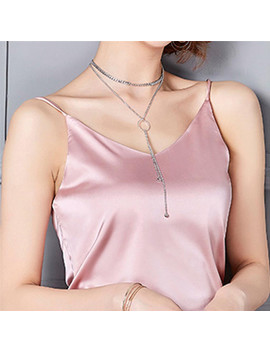 Summer Tops Women Sexy Silk Ladies Camisole Bottom Shirt V Neck Cropped Feminino Female T Shirt Soft Satin Tank Top Crop W3 by Ali Express.Com