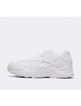 Womens Aztrek Trainer | White / Cold Grey by Reebok