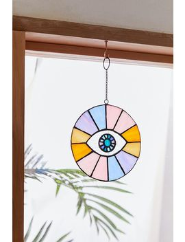 Radial Eye Window Hanging by Urban Outfitters