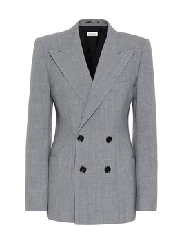 Double Breasted Blazer by Dries Van Noten