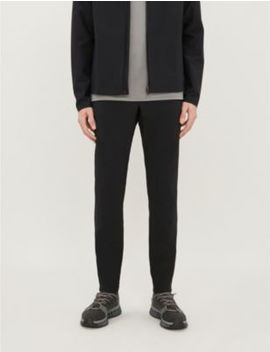 Ponting Tapered Stretch Jersey Jogging Bottoms by Castore
