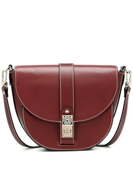 Ps11 Medium Leather Shoulder Bag by Proenza Schouler