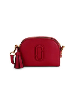 The Snapshot Quilted Leather Camera Bag by Marc Jacobs