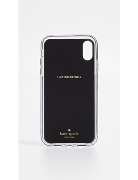 Tortoiseshell Hands Free I Phone Xr Case by Kate Spade New York