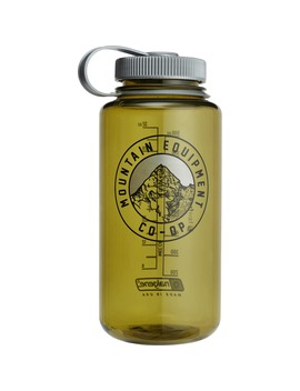 Nalgene Mec Crest Widemouth Bottle by Mec