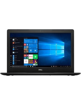 "Inspiron 15.6"" Touch Screen Laptop   Intel Core I3   8 Gb Memory   128 Gb Ssd   Black by Dell"
