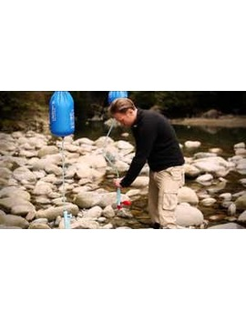 Life Straw Mission Water Purifier 12 L by Mec