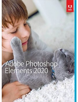 Mac|Windows by Adobe Photoshop Elements 2020